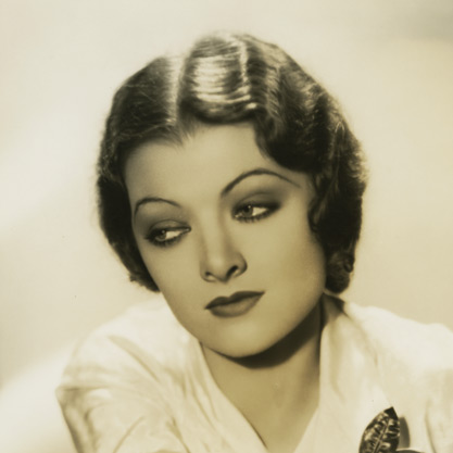Myrna Loy what price beauty