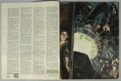 Story Illustration as published