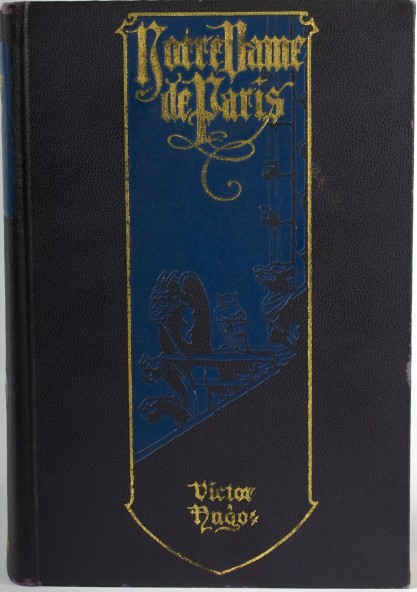 A signed by the artist hard copy edition of the Notre Dame included in sale