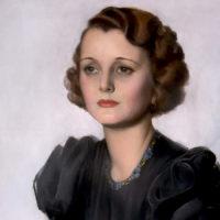 Mary Astor Hollywood Portrait