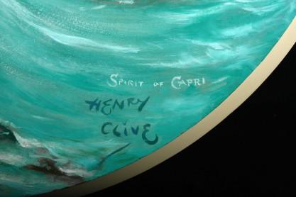 Artist's signature