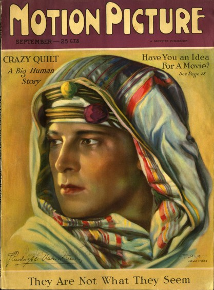 Motion Picture Magazine - September, 1926 (included in sale)