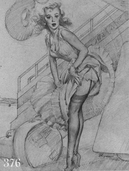 Sketch of Flying High