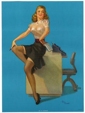 Art Frahm See My Secretary