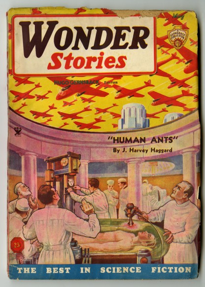 Wonder Stories Pulp - May 1935 (included in sale)