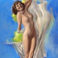 Rolf Armstrong B & B Girl-preview