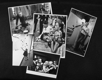 A collection of Statler photographs.