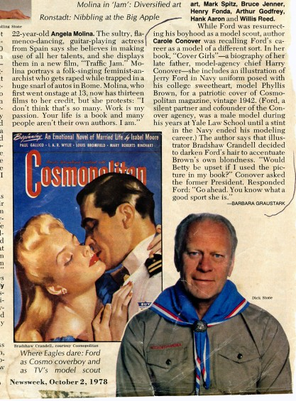 Newsweek Magazine, Newsmaker feature on this pastel  cover Oct. 2, 1978 (included in sale)