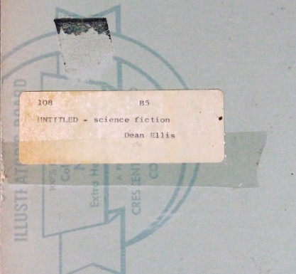 Verso identification label