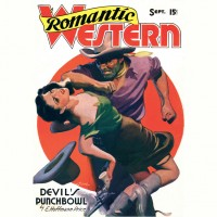 Romantic Western Square Cover