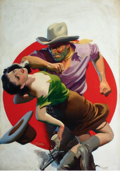 Devil's Punchbowl by H.J. Ward