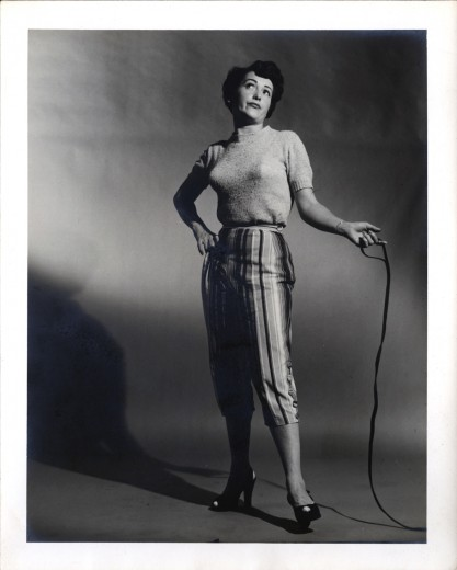 Source photo of wife Grace posed for the illustration (included in sale)
