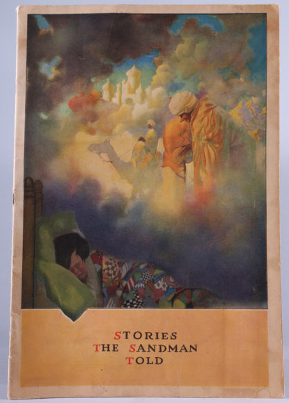 Stories The Sandman Told, (included in sale)