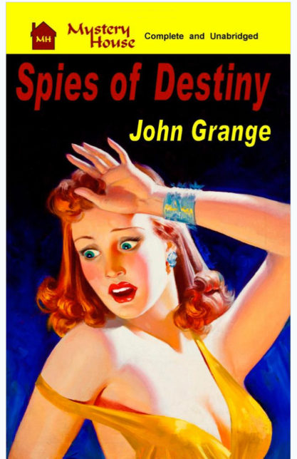 C. 2010 Mystery House Title - Spies of Destiny (included in sale)
