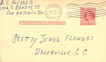from-b-c-alvarez-postmarked-january-3-1957-postcard-front