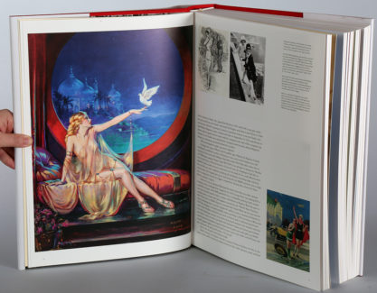 Interior page in The Art Of Pin-Up