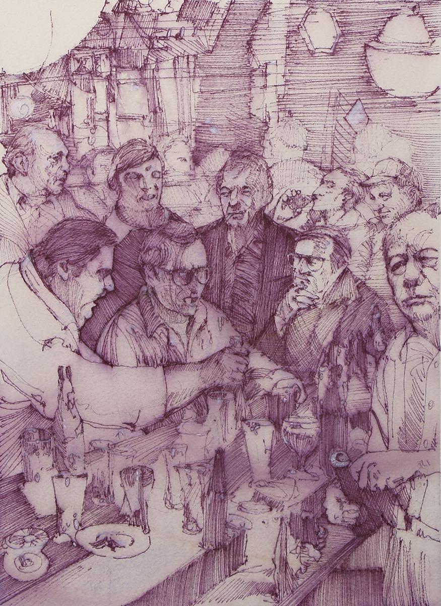 Full view of illustration
